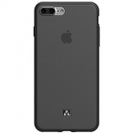APPLE IPHONE 7 PLUS M-EDGE GLIMPSE SERIES CASE - TRANSLUCENT BLACK