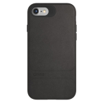 Gear4 D30 Mayfair Leather Case for Apple iPhone 6 / 6S / 7 / 8 (Black)