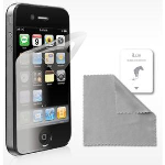iLuv 2 Way Privacy Screen Protector for Apple iPhone 4