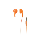 iLuv Bubble Gum II 3.5mm Earphones (Orange)
