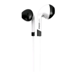 Ifrogz Audio InTone Earbuds with Microphone - White