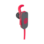 iFrogz FreeRein Wireless Earbuds in Red