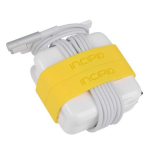 Incipio Block Bands for 45W Power Adapter for MacBook Air 11''/13'' (Neon Yellow)