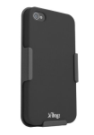 IFROGZ IPHONE 4 CLIPSTAND CASE BLK