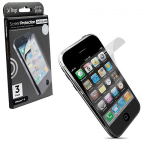 Ifrogz - 3PK Antiglare Screen Protection for iPhone 4