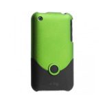 iFrogz Luxe Case for Apple iPhone 4/4S - Green/Black