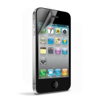 Clear-Coat Screen Protector for Apple iPhone 4/4S - 2 Pack