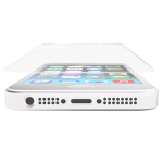 ZAGG invisibleSHIELD NEW Glass Protector for Apple iPhone 5s/5c/5 (Clear)