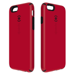 SPECK IP6 CANDYSHELL FACEPLATE RED