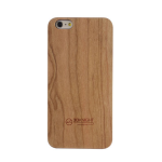 3D Knight Real Wood Protector Case for Apple iPhone 6 Plus (Cherry Wood  Plus Black PC)