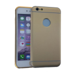 Novelty Protective Case for Apple iPhone 6 Plus (Gold)