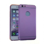 Novelty Protective Case for Apple iPhone 6 Plus (Purple)