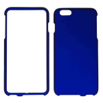Snap-On Protector Case for Apple iPhone 6 Plus (Rubberized Honey Blue)