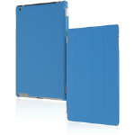 Incipio Smart Feather Ultralight Hard Shell Case for Apple iPad 2 - Blue