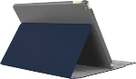 Incipio Faraday Folio Leather Case for iPad Pro 12.9 - Navy