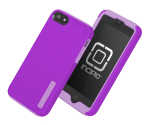 Incipio DualPro Shock Absorbing Case for Apple iPhone 5 - Purple/Lavender