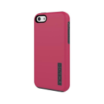 Incipio DualPro Shock-absorbing Case for Apple iPhone 5c - Pink/Gray