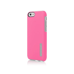 Incipio DualPro Shock Absorbing Case for iPhone 6/6S - Bubble Gum Pink/Gray