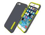 Incipio DualPro Shock Absorbing Case for Apple iPhone 6/6s - Gray/Yellow