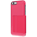 Incipio Highland Case Cover for Apple iPhone 6 (White/Pink) - IPH-1183-PNKPNK