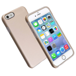 Incipio DualPro Case for Apple iPhone 6/6s - Champagne/Gray