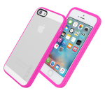 Incipio Octane Case Frost/Neon Pink for Apple iPhone SE
