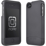 INCIPIO EDGE PRO Hard Shell Slider Case.Iridescent Gray.