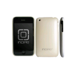 Incipio Feather Shield for Apple iPhone 3G - Pearl White