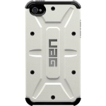 Urban Armor Gear Composite Case for iPhone 4/4S - White
