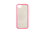 Unlimited Cellular Hybrid Snap On Case for Apple iPhone 5 - Pink