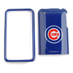 MLB Chicago Cubs Protective Case for Apple iPhone 3G
