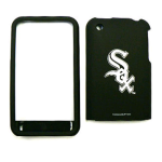 MLB Chicago Whitesox Protective Case for Apple iPhone 3G