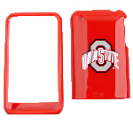 NCAA Ohio State Buckeyes Protective Case for Apple iPhone 3G