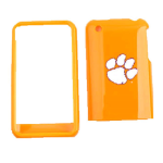 MLB Clemson Tigers Protective Case for Apple iPhone 3G