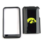 NCAA University of Iowa Hawkeyes Protective Case for Apple iPhone 3G