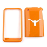NCAA Texas Longhorns Protective Case for Apple iPhone 3G