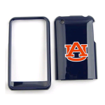 NCAA Auburn Tigers Protective Case for Apple iPhone 3G