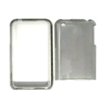 Cell Armor Snap-On Case for Apple iPhone 3G - Trans.Smoke