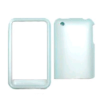Cell Armor Snap-On Case for Apple iPhone 3G - Pearl Baby Blue