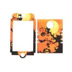 Unlimited Cellular Rocker Snap-On Case for Apple iPhone 4/4S (Owls/Pumpkin Halloween Series)