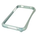 For App iPhone 4 Metal Frame - Grey
