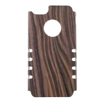 Rocker Slim Snap-On Case for iPhone 5S-Wood Dsign