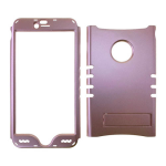 Rocker Series Snap-On Protector Case for Apple iPhone 6N (Metallic Solid Rose Gold)