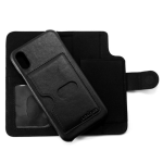 Prodigee Wallegee Case for Apple iPhone X - Black