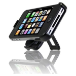 Bracketron Hip-Kicker SmartPhone Holder for iPhone 4 (Black)