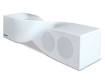 iSound The Twist Bluetooth Speaker with Microphone (ISOUND-1691) - White