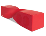 iSound The Twist Bluetooth Speaker with Built-in Microphone (ISOUND-1693) - Red