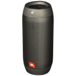 JBL Pulse 2 Portable Splashproof Bluetooth Speaker for Bluetooth Devices - Black