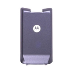 OEM Motorola K1 Extended Battery Door - Gray