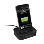 Kensington Charge and Sync Dock for iPhone 4, iPhone 3 - K39257US